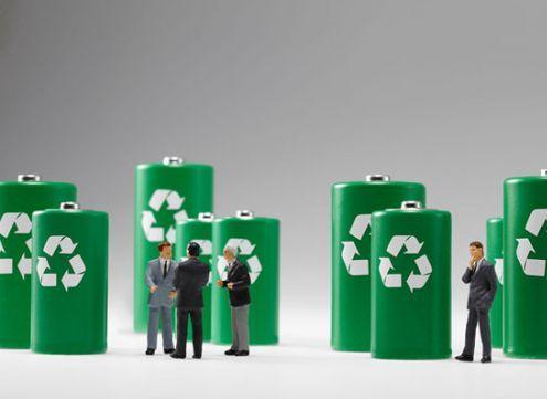 百亿市场!谁将开启动力电池回收新篇章?