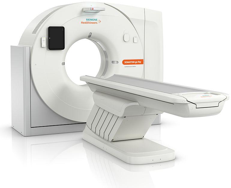 重磅!西门子医疗即将推出SOMATOMgo.Top心血管版CT!