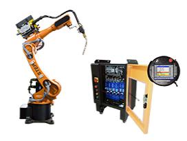 众为兴RX600六轴机器人控制系统