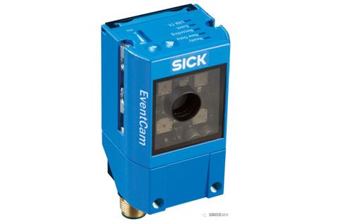 新品预告——西克EventCam事件相机