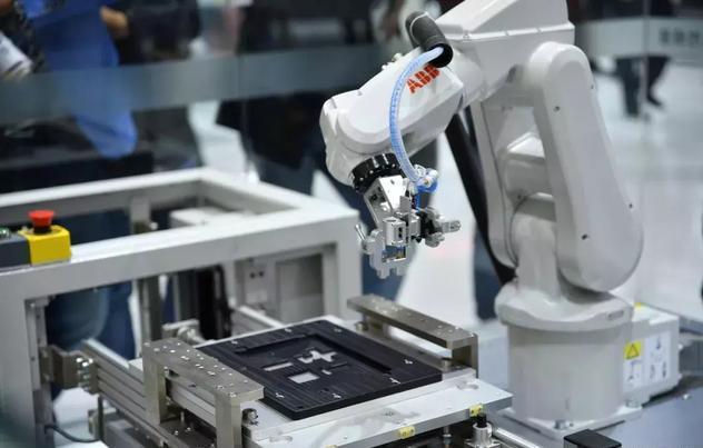 上海将成发那科全球第二大机器人生产基地,预计年产值百亿元