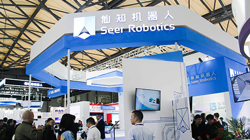 "ProductronicaChina2019圆满收官,仙知机器人""智""领未来"