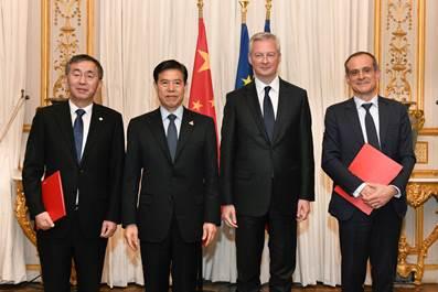 电力|竞争力再升级,施耐德电气助力中国电建全球化布局