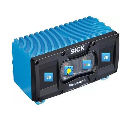 西克酷炫3D科技—TOF 3D相机