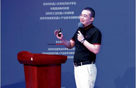 直驱市场方兴未艾    产业联盟势在必行——访深圳市正隆伟业科技有限公司总经理彭声亮