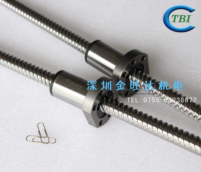 台湾TBI-SFS系列大导程滚珠丝杆