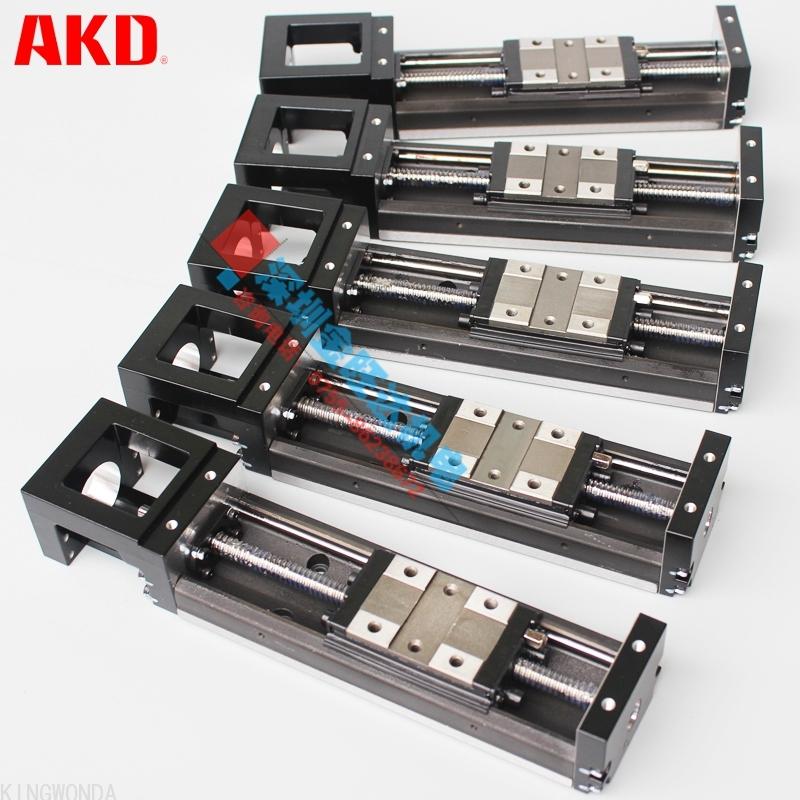 KKR5002C/P线性模组钢制滑台