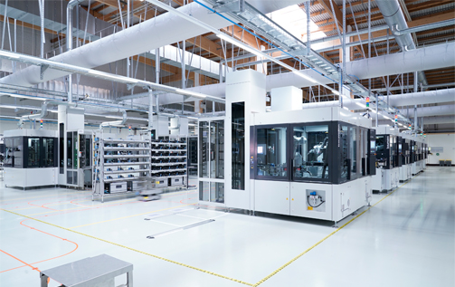 欢迎来到未来世界_SICK 4.0 NOW 智能工厂