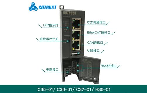 合信CTH300系列高度集成的CPU新品发布