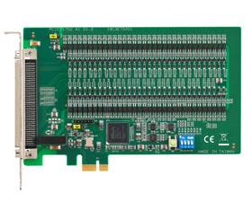 研华推出全新系列的高密度PCI Express数据采集卡