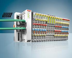 带PROFINET接口的紧凑型嵌入式控制器PC CX8093