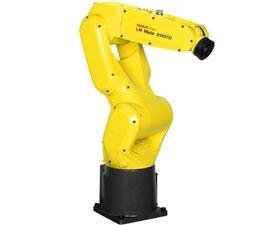 发那科 LR Mate 200iD多功能6轴小型机器人