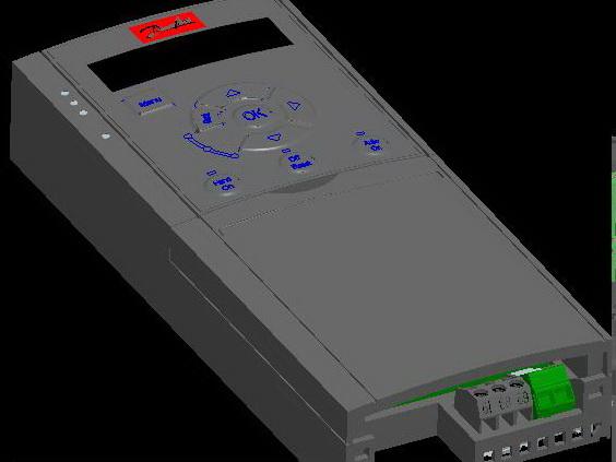 丹佛斯变频器一级代理 FC3603KW变频器