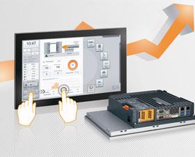 贝加莱多点触摸屏Panel PC 900