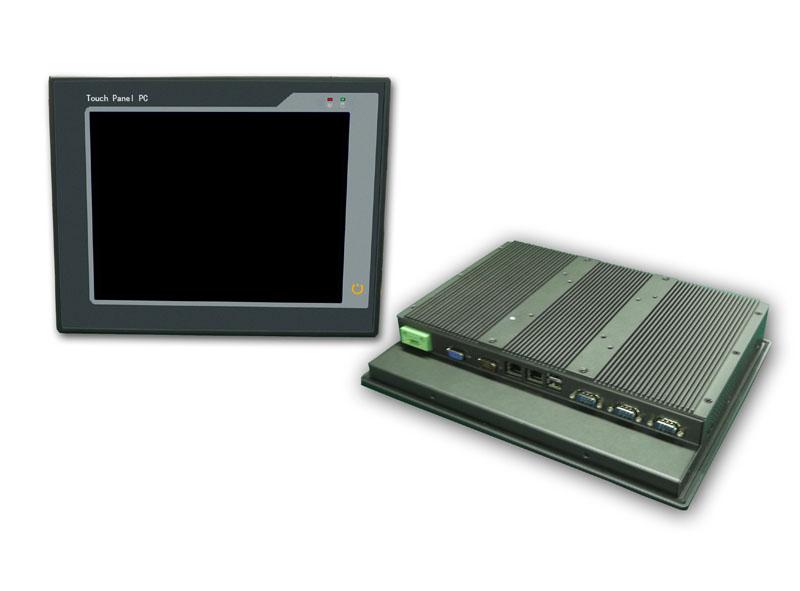 枭杰科技17寸超薄无风扇工业平板电脑PPC-P170-N26-R10