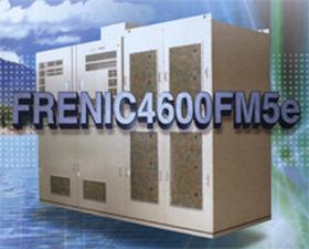 富士 FRENIC4600FM5e高压IGBT变频器