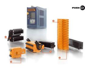 功能强大结构紧凑的魏德米勒直插式接线OMNIMATE信号接插件B2CF 3.50