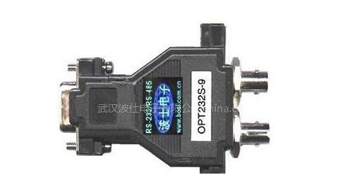 微型无源单模RS-232/光纤转换器