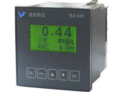 YLD-61B中文显示工业在线余氯检测仪