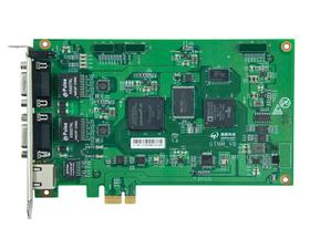 固高科技GTN系列多轴网络运动控制卡