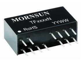 金升阳TFxxxxN系列有源高精度输出型信号调理模块
