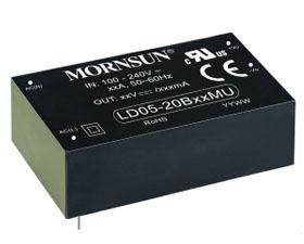 金升阳LD05-20BxxMU 系列电源模块