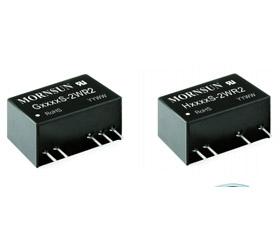 金升阳G_S-2WR2 & H_S-2WR2 系列电源模块