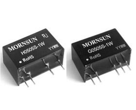金升阳H_S-1W & G_S-1W系列电源模块