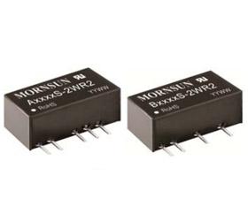 金升阳A_S-2WR2 & B_S-2WR2 系列电源模块