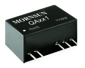 金升阳 120mA输出电流的IGBT驱动器电源QAxx1系列