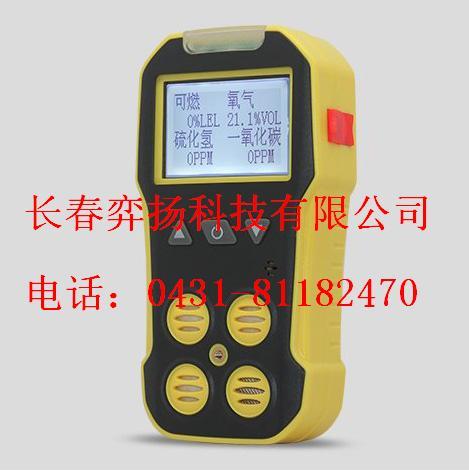 污水厂专用四合一气体检测仪