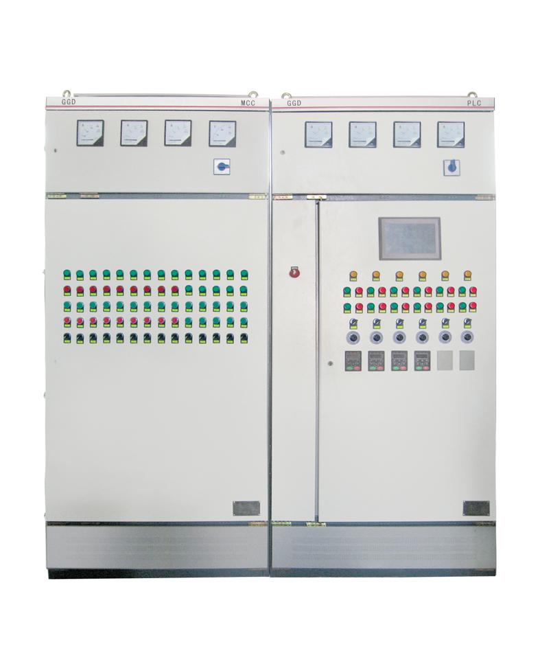 低压配电柜厂家低压开关柜GGD  配电柜