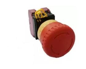 邦纳22mm通用型嵌入式安装型E-Stop 急停按钮