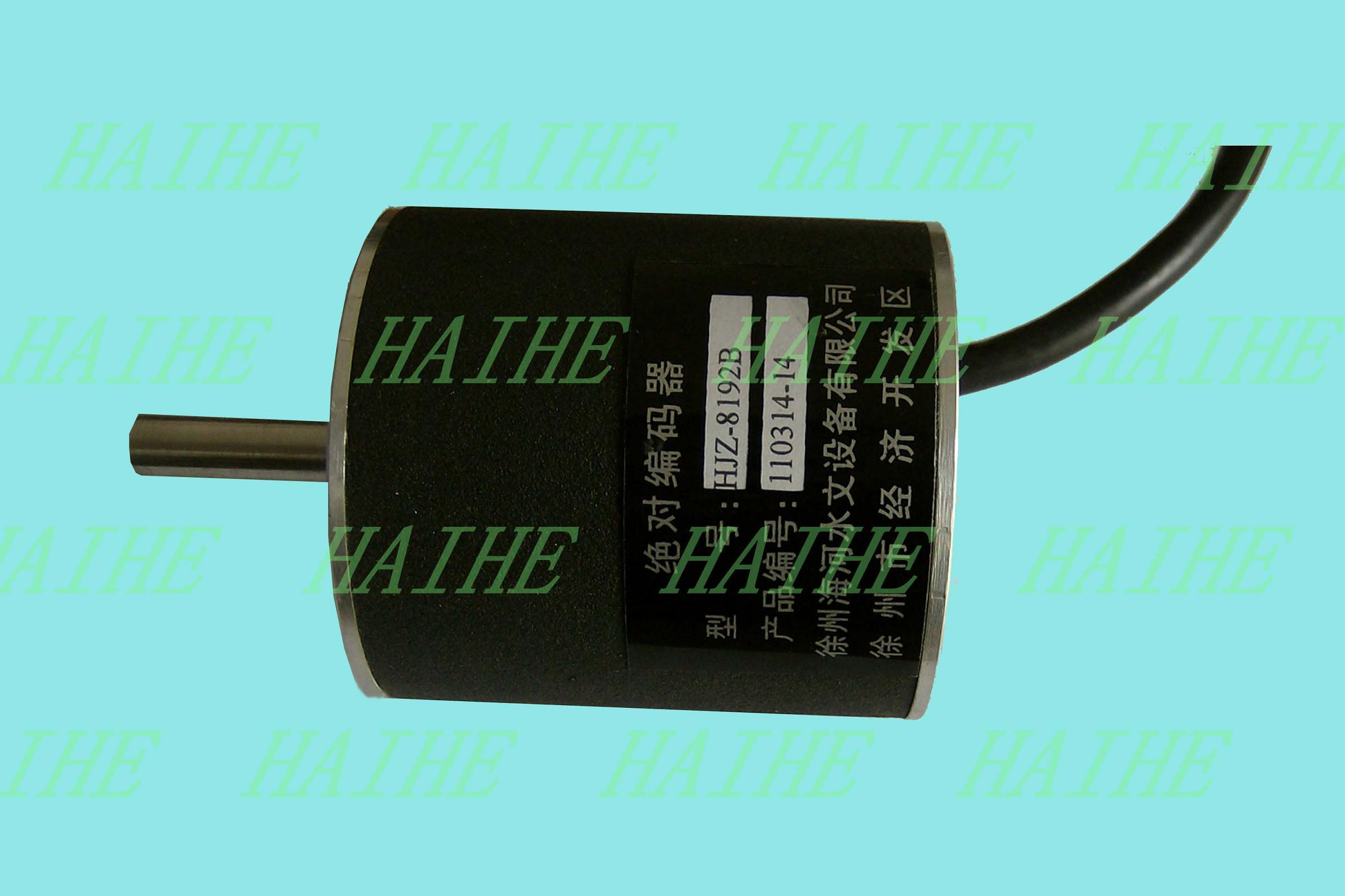 海河HJZ-128*64多圈接觸式編碼器 水位計閘位計通用