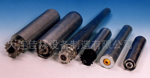 辊筒-地辊线-出口钢制辊筒