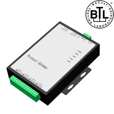 BACnet网关迅饶 BTL认证 协议转换 BAC2004-ARM