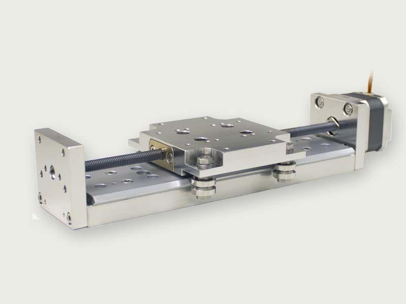 真空直线模组 高低温丝杆模组 真空机器人