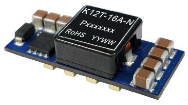 金升阳K12T系列:6-16A非隔离POL电源简化通信系统设计