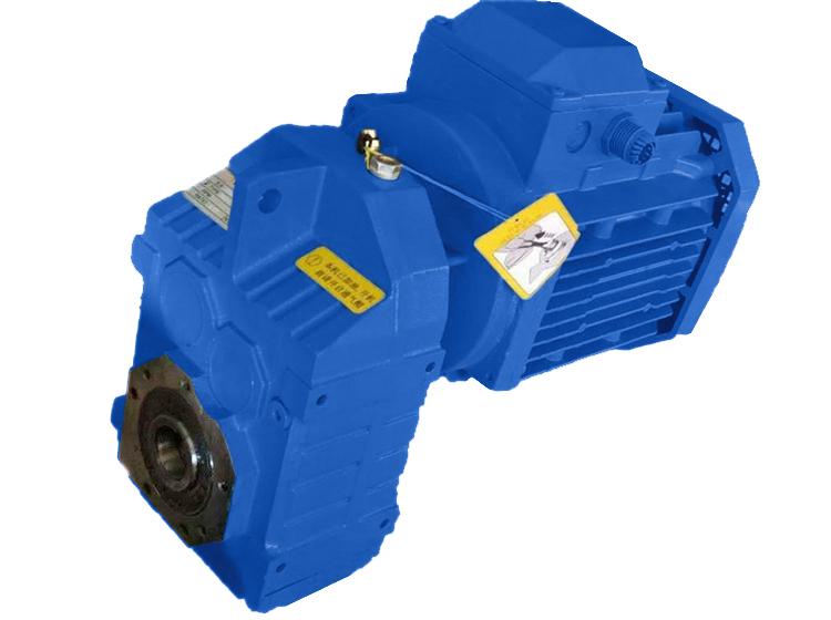 FAF97斜齿轮减速机使用寿命长
